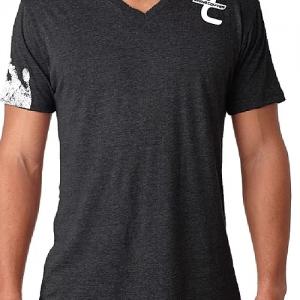 Mens T-shirts - V neck