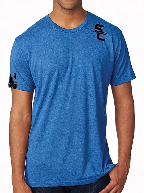 Mens T-shirts - Crew neck